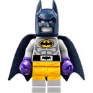 LEGO Raging Batsuit - Batman Batsuit with Boxing Gloves From Lego Batman Movie Minifigure