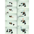 LEGO Rahaga Bomonga Set 4878 Instructions