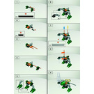 LEGO Rahaga Iruini Set 4879 Instructions