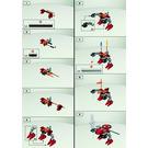 LEGO Rahaga Norik Set 4877 Instructions