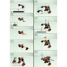 LEGO Rahaga Pouks Set 4869 Instructions