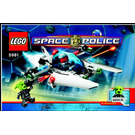 LEGO Raid VPR Set 5981 Instructions
