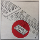 LEGO Rail Contact Wires Set 706-1