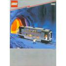 LEGO Railroad Club Car Set 10002