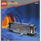 LEGO Railroad Club Car Set 4547