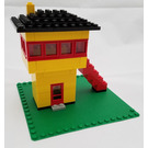 LEGO Railroad Control Tower Set 340-3