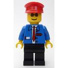LEGO Railway Employee 6 Minifigure