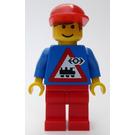 LEGO Railway Employee 7 Minifigure