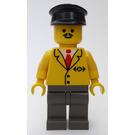LEGO Railway Employee Minifigure