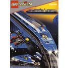 LEGO Railway Express Set 4560 Instructions