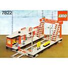 LEGO Railway Station Set 7822
