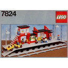 LEGO Railway Station Set 7824