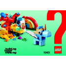 LEGO Rainbow Fun Set 10401 Instructions