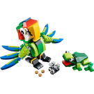 LEGO Rainforest Animals Set 31031