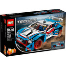 LEGO Rally Car Set 42077 Packaging