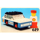 LEGO Rally Car Set 619
