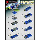 LEGO Rally Sprinter Set 8120 Instructions