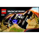 LEGO Ram Rod Set 8491 Instructions