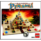 LEGO Ramses Pyramid  (3843) Instructions