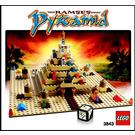 LEGO Ramses Pyramid  Set 3843 Instructions
