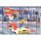LEGO Rapid Return Set 3584 Instructions