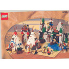 LEGO Rapid River Village Set 6763 Instructions