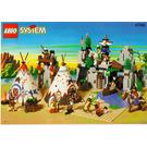 LEGO Rapid River Village Set 6766 Instructions