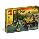 LEGO Raptor Chase Set 5884 Packaging