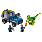 LEGO Raptor Rescue Truck Set 10757