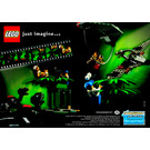 LEGO Raptor Rumble Set 1370 Instructions