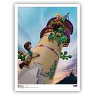 LEGO Rapunzel Art Print (5007119)