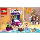 LEGO Rapunzel's Castle Bedroom Set 41156 Instructions