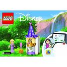 LEGO Rapunzel's Small Tower Set 41163 Instructions