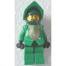 LEGO Rascus mit Armor mit Golden Affe Muster Minifigur