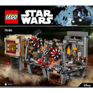 LEGO Rathtar Escape Set 75180 Instructions
