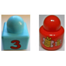 LEGO Rattle and Stack Set 5468