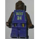 LEGO Ray Allen Minifigure