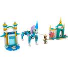 LEGO Raya and Sisu Dragon Set 43184