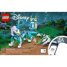 LEGO Raya and Sisu Dragon Set 43184 Instructions