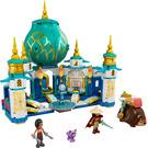 LEGO Raya and the Heart Palace Set 43181