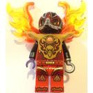 LEGO Razar Minifigure