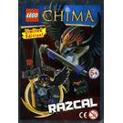 LEGO Razcal minifig Set 213