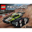 LEGO RC Tracked Racer Set 42065 Instructions