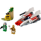 LEGO Rebel A-wing Starfighter Set 75247