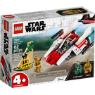 LEGO Rebel A-wing Starfighter Set 75247 Packaging
