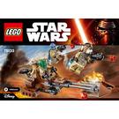 LEGO Rebel Alliance Battle Pack Set 75133 Instructions