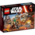 LEGO Rebel Alliance Battle Pack Set 75133 Packaging
