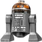 LEGO Rebel Astromech Droid (R3-S1) Minifigure