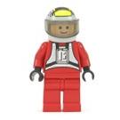 LEGO Rebel B-Wing Pilot Minifigure