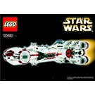 LEGO Rebel Blockade Runner Set 10019 Instructions